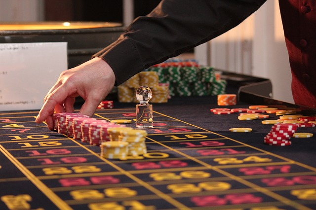 カジノの風景